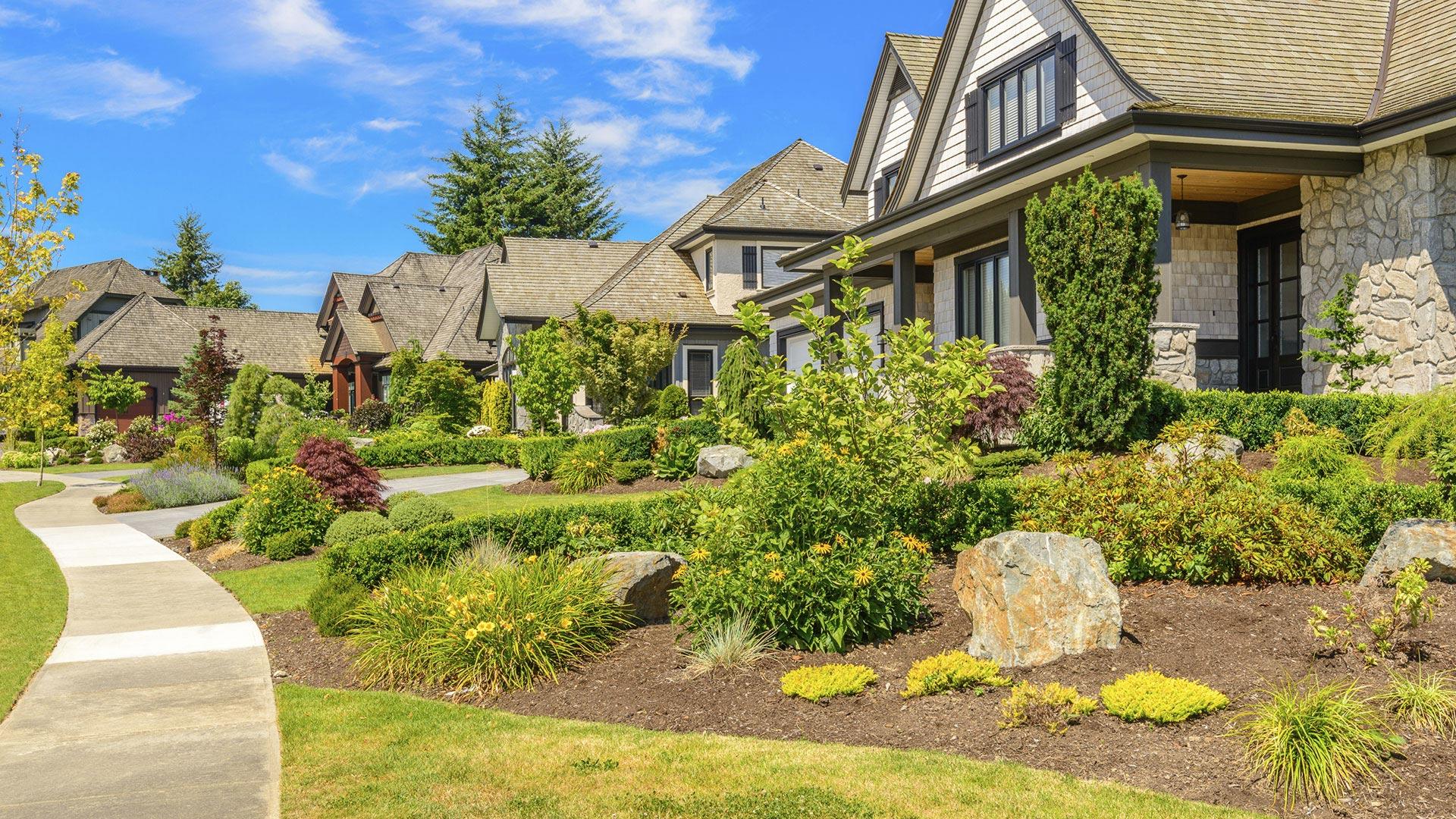Eastside Landscaping And General Home Services Lawn Care Services, Gardening Services and Lawn Fertilization slide 2